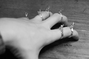 Moss rings